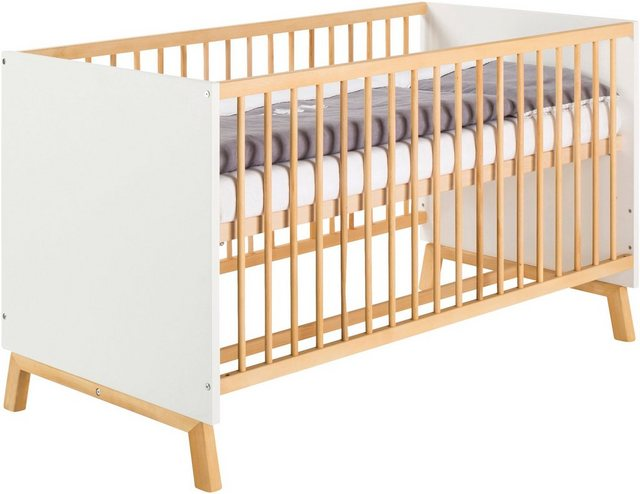 Babybetten - Schardt Babybett »Sienna White«, Made in Germany  - Onlineshop OTTO