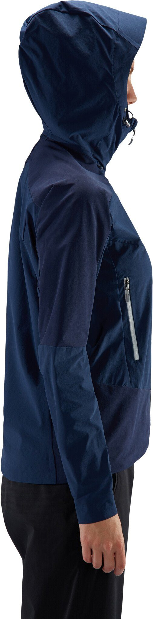 Haglöfs Outdoorjacke Skarn Hybrid Jacke Damen dw6cch