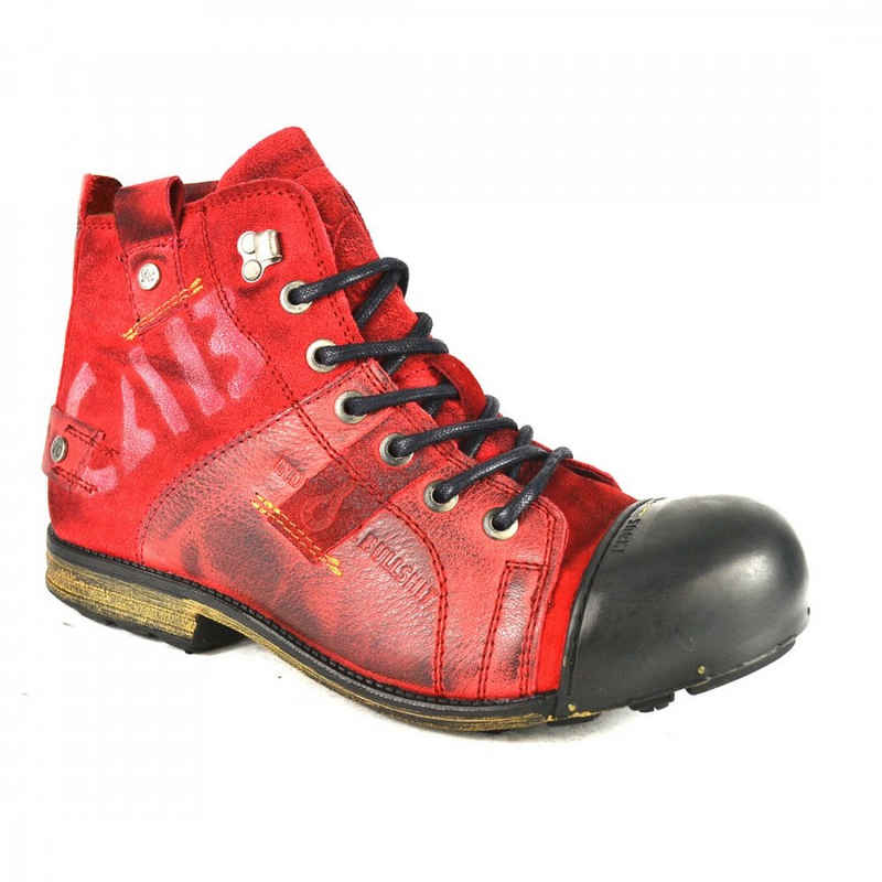 Yellow Cab »Industrial 1-c Y15012« Stiefel Rot
