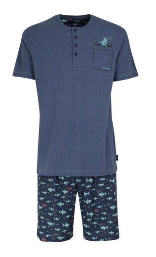 TOM TAILOR Pyjama (2 tlg) Modisches Design