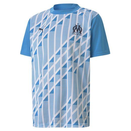 PUMA T-Shirt »Olympique de Marseille Youth Stadium Trikot«