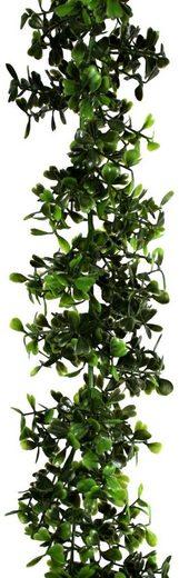 Kunstgirlande »Buchsbaum-Girlande«, Creativ green, Höhe 150 cm