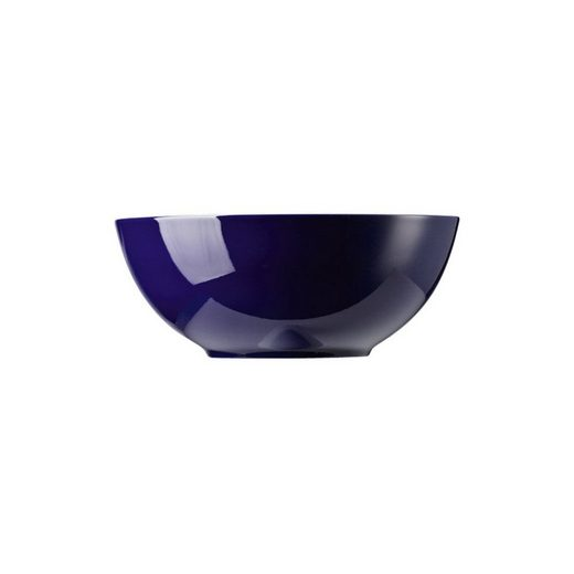 Thomas Porzellan Müslischale »Sunny Day Cobalt blue Müslischale 15 cm«, Porzellan, (1-tlg)