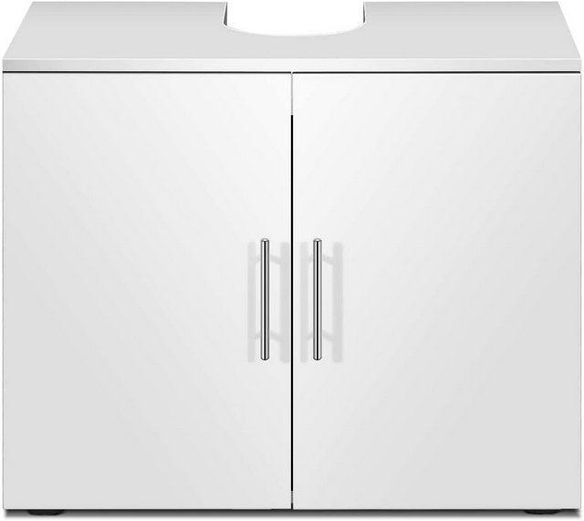 Badschränke - COSTWAY Unterschrank »Badunterschrank Waschbeckenschrank«  - Onlineshop OTTO