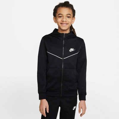 Nike Sportswear Kapuzensweatjacke »BIG KIDS (BOYS) FULL-ZIP HOODIE«