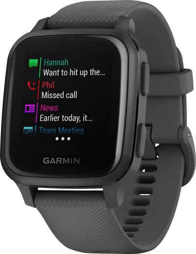 Garmin VENU SQ Smartwatch (3,3 cm/1,3 Zoll)