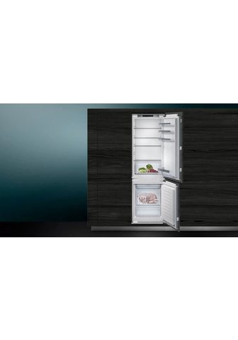 SIEMENS Einbaukühlgefrierkombination iQ300 KI8...