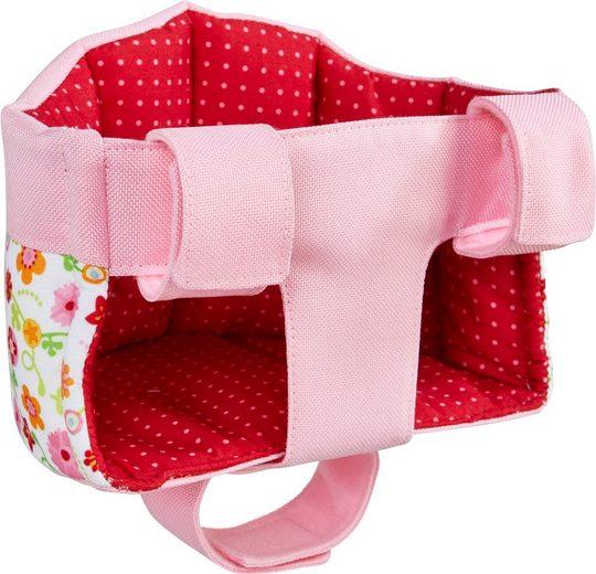Haba Puppen Fahrradsitz »Blumenwiese«