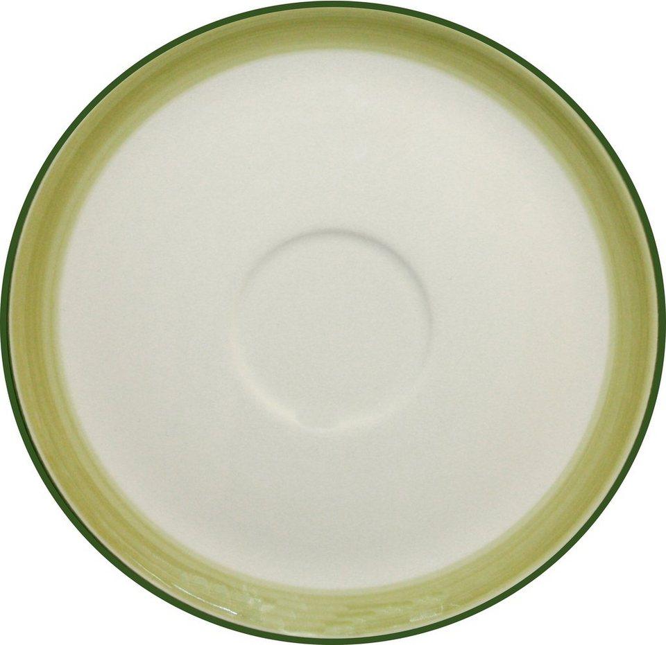 Zeller Keramik Cup Untertasse »Bella Toscana« in Weiß