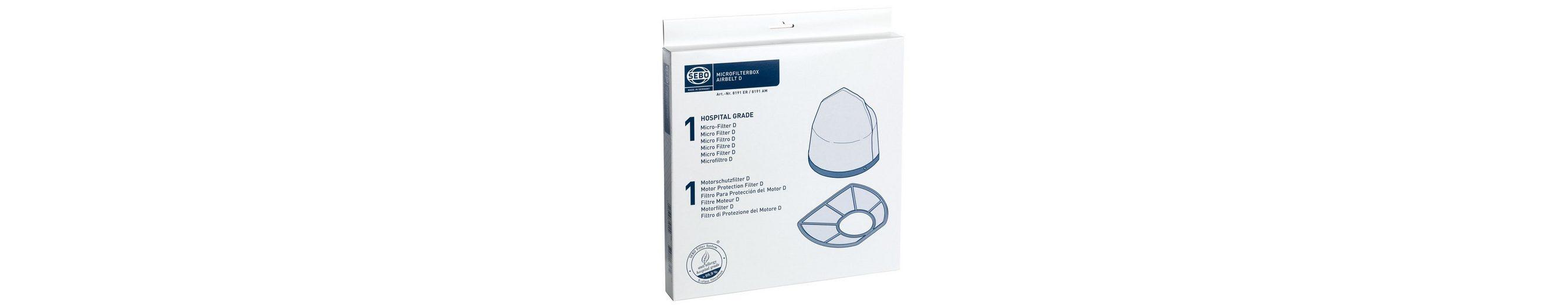 Sebo Microfilterbox »Airbelt D«