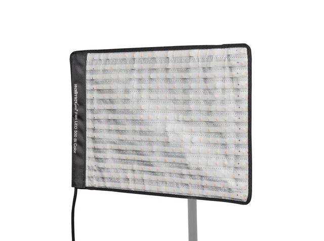 Blitzgeräte - walimex »pro Flex LED 500 Bi Color 50W« Blitzgerät  - Onlineshop OTTO
