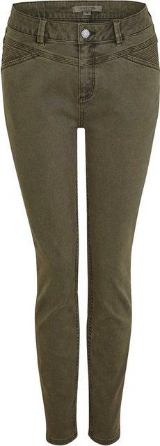 Hosen - comma casual identity Tapered fit Jeans aus hochwertigem coloured Denim ›  - Onlineshop OTTO