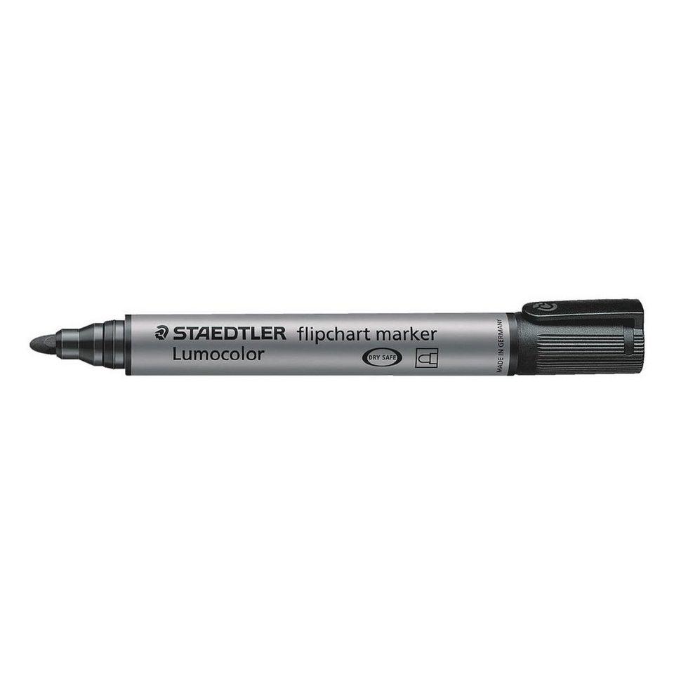 Staedtler Flipchart Marker »Lumocolor 356« in schwarz
