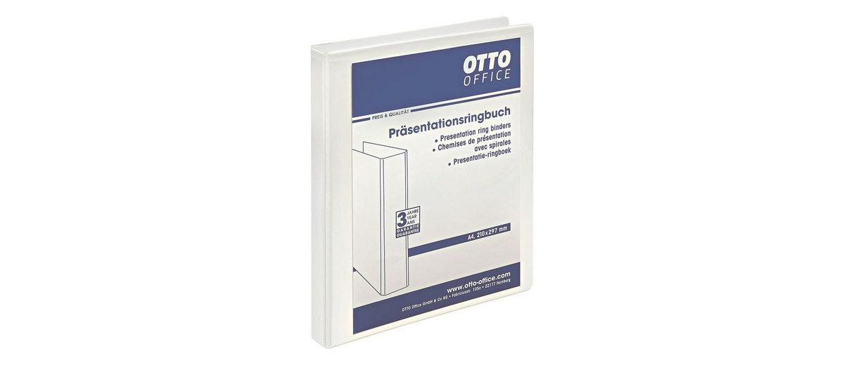 OTTO Office Standard Präsentationsringbuch