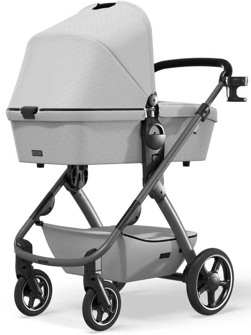 Moon Kombi-Kinderwagen »N°One«, aus recyceltem Material