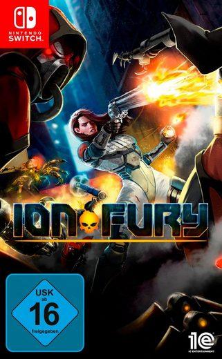 Ion Fury Nintendo Switch