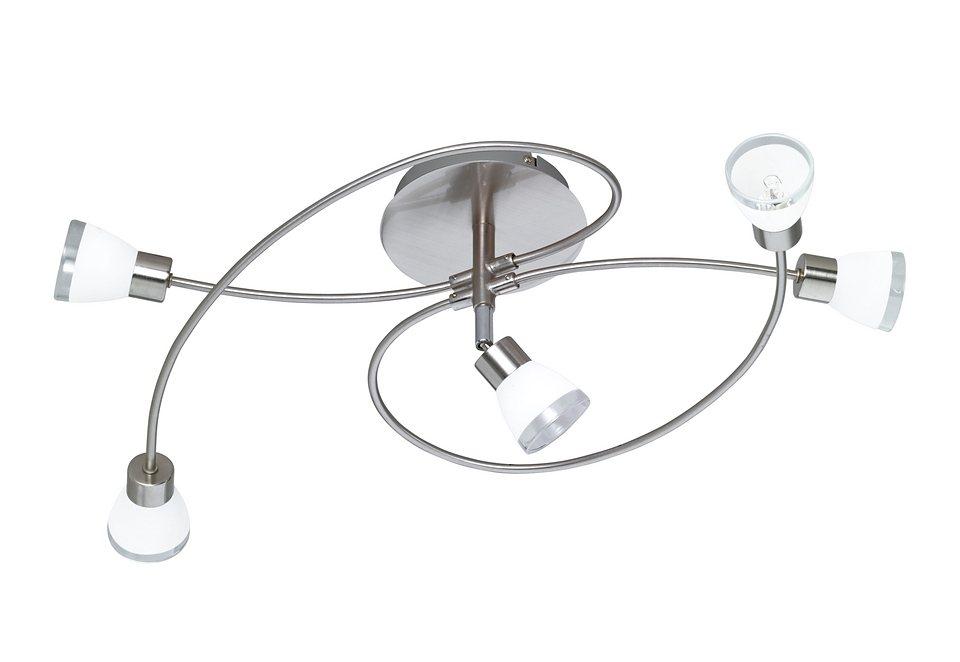 Halogen deckenlampe trend 5 flg trio kaufen otto for Halogen deckenlampe