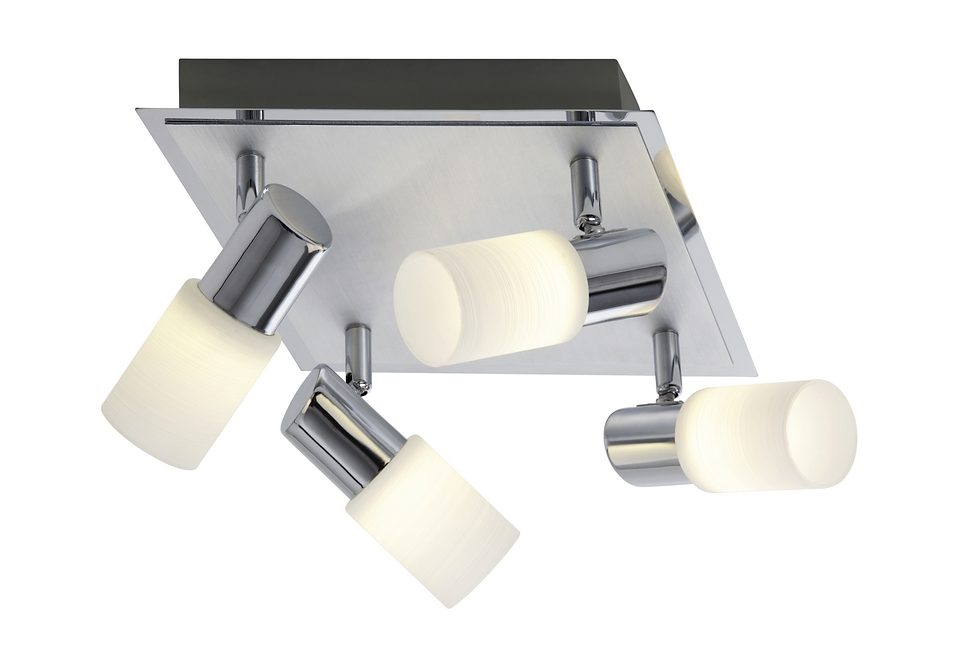 LED-Deckenlampe »NEW«, 4-flg., Trio