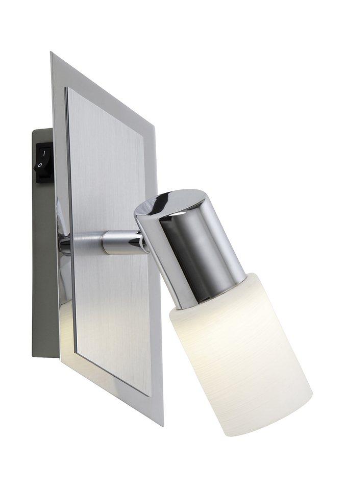 Led wandlampe new 1 flg trio online kaufen otto for Led wandlampe