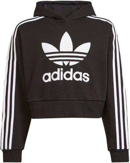 adidas Originals Sweatshirt »CROPPED ADICOLOR ORIGINALS JUNIOR LOOSE UNISEX«