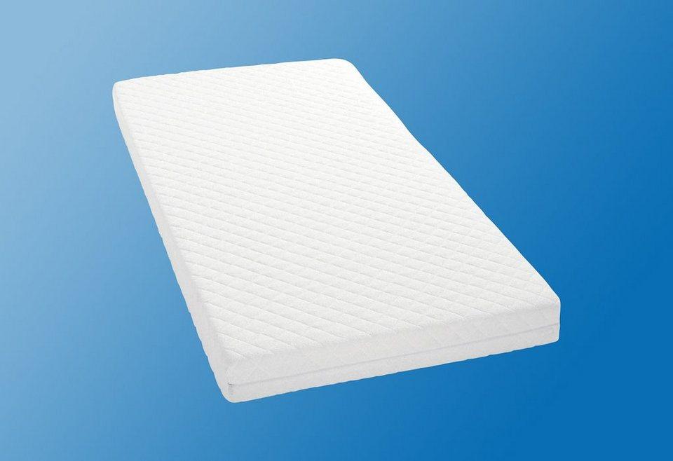 Matratze für babys & kleinkinder »baby soft« zöllner 7 cm hoch