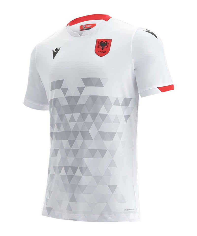 Macron Fußballtrikot »Albanien Authentic Trikot Away 2020/2021«
