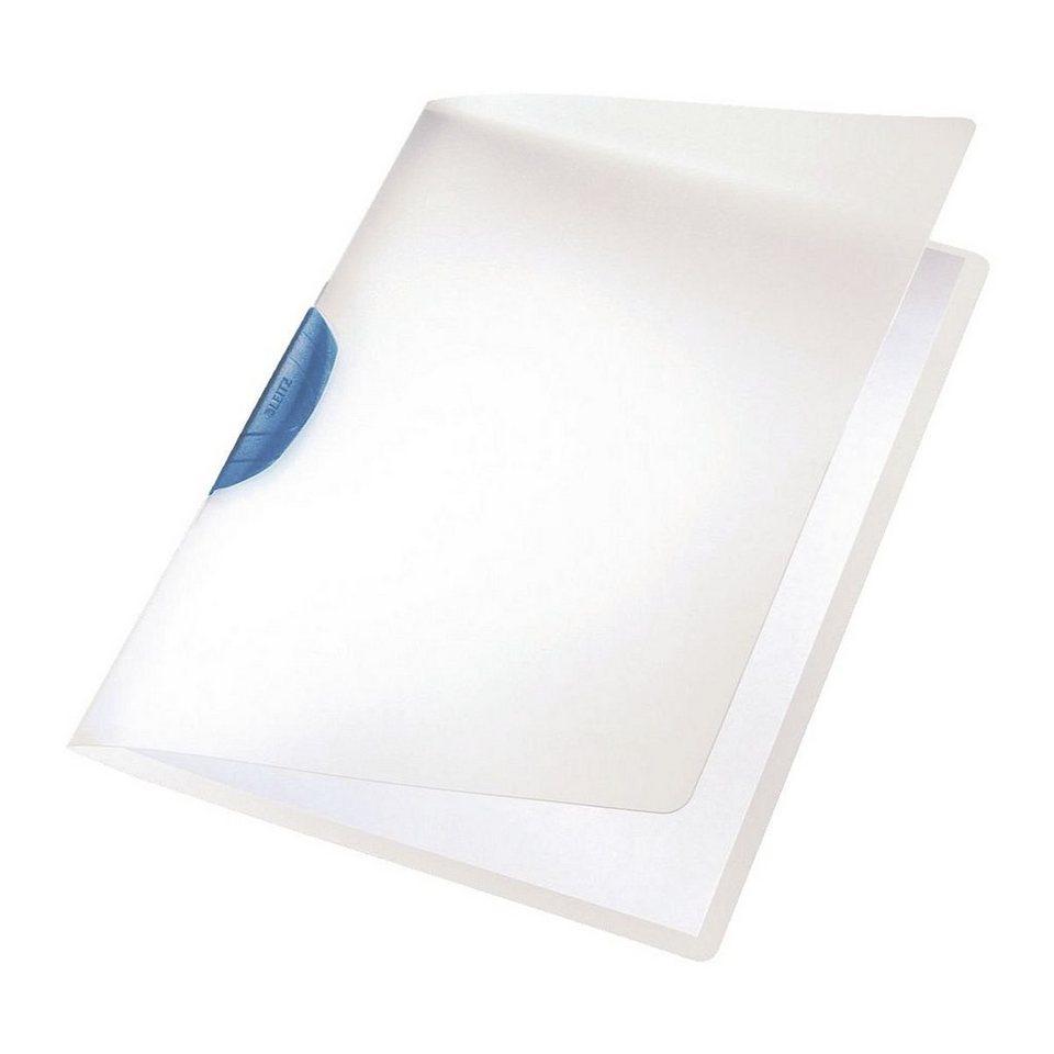 Leitz Klemmhefter »Colorclip Magic« in blau