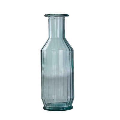 "the way up Glas »Karaffe ""Amira"" 1150 CC aus Recycling-Glas (100 % Altglas)«"