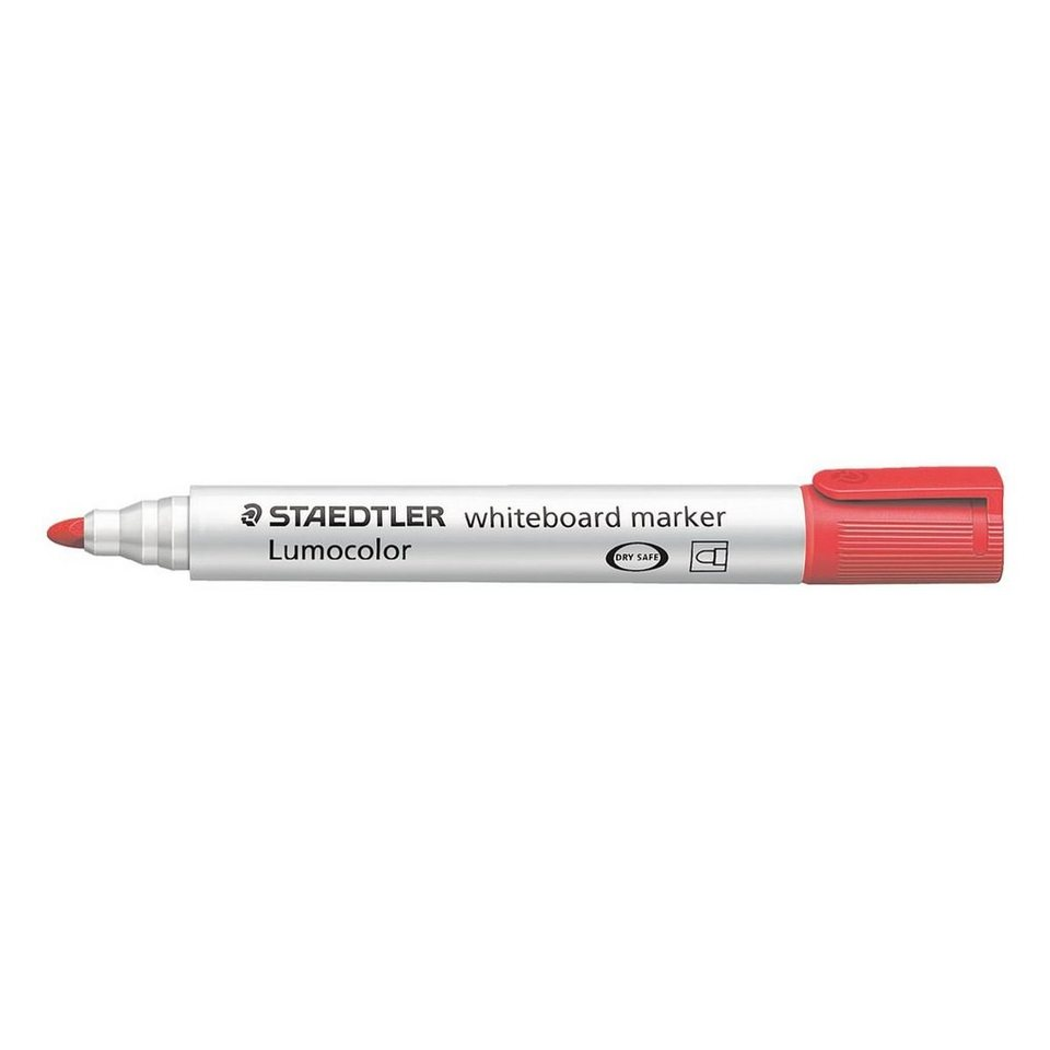Staedtler Whiteboard-Marker »Lumocolor 351« in rot