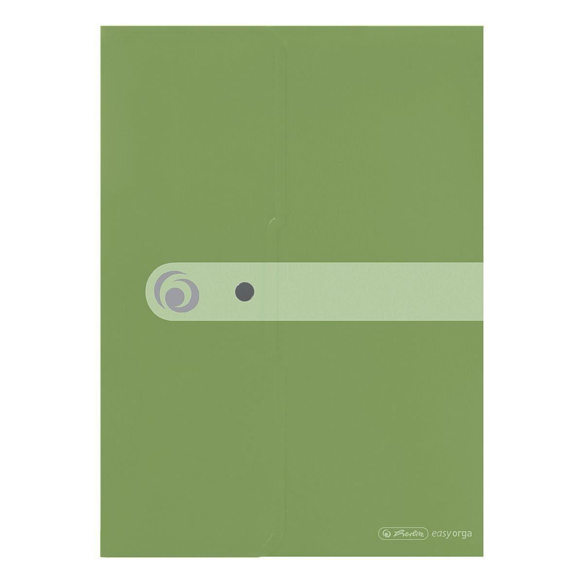 Dokumententasche A4 mit Druckknopf »easy orga«
