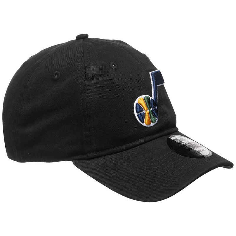 New Era Snapback Cap »9Twenty Nba Utha Jazz Black«