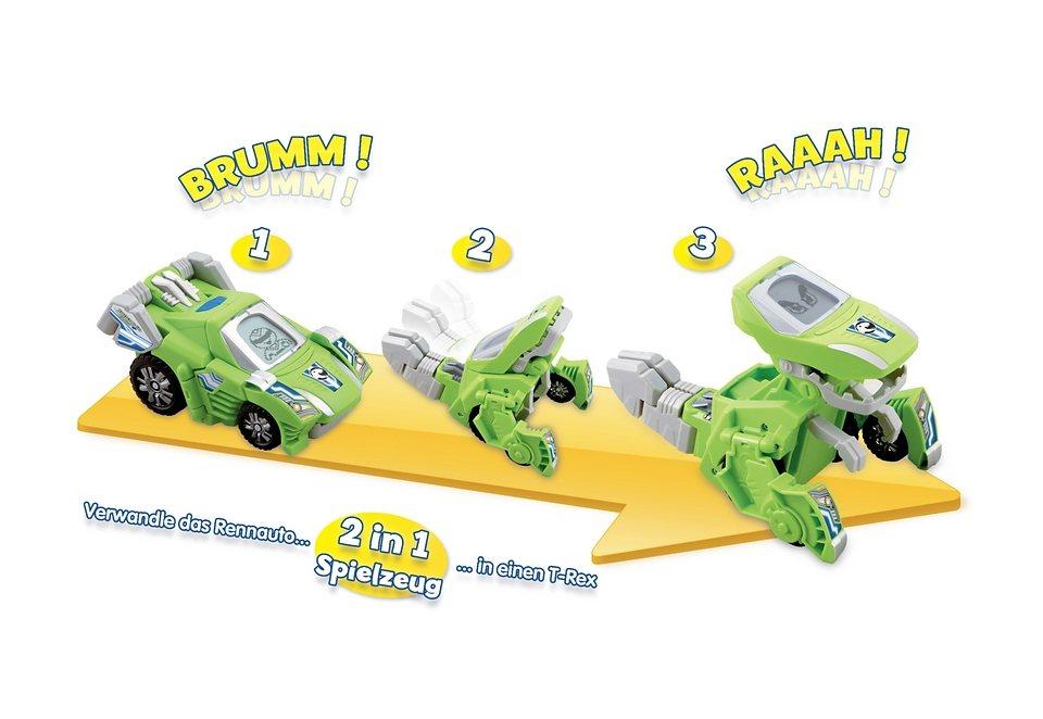 VTech Fahrzeug, »Switch & Go Dinos - T-Rex« in grün
