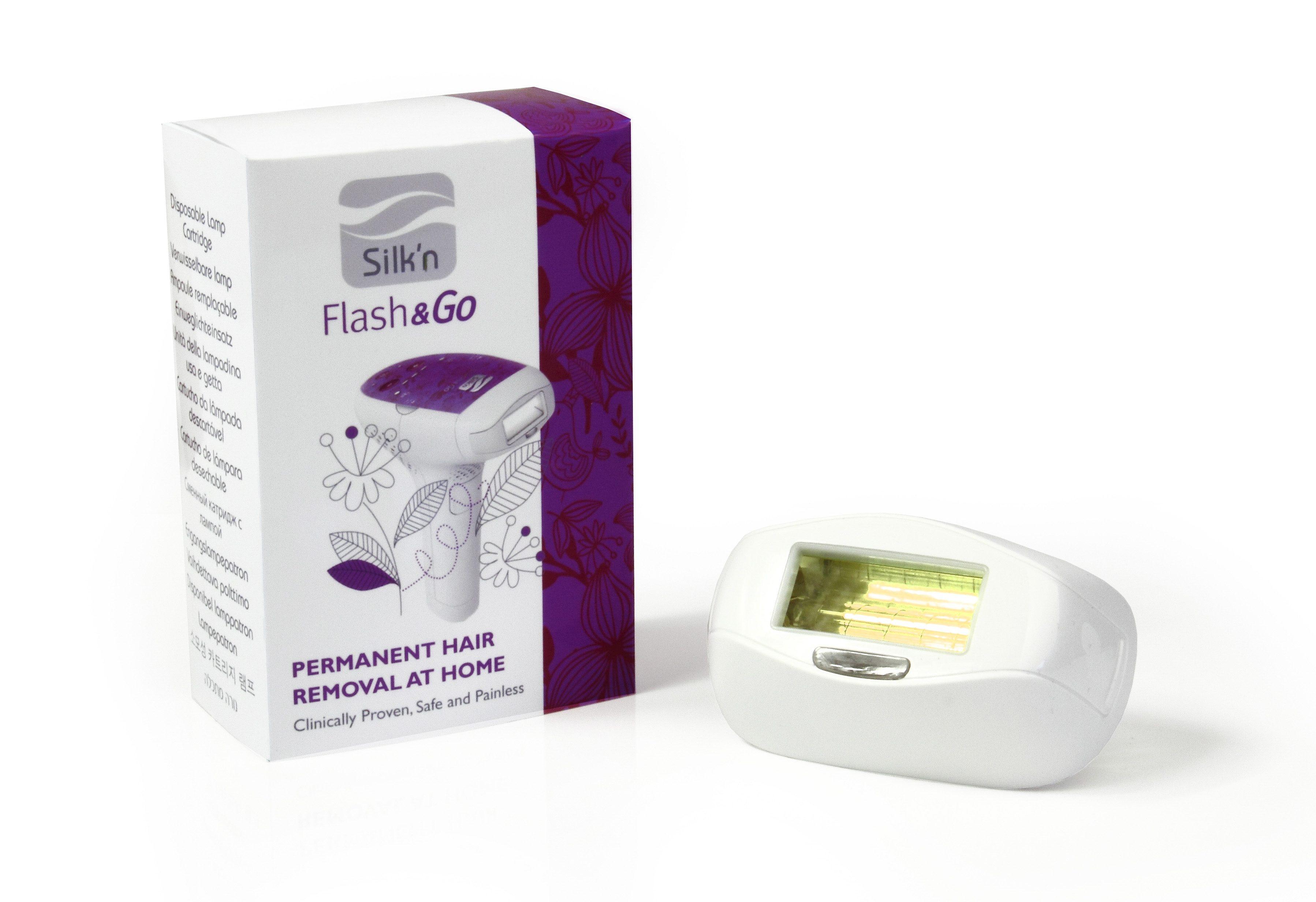 Silk'n, Ersatz-Lampeneinsatz, »Flash & Go«