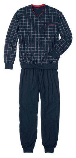 GÖTZBURG Pyjama (2 tlg) Baumwolle