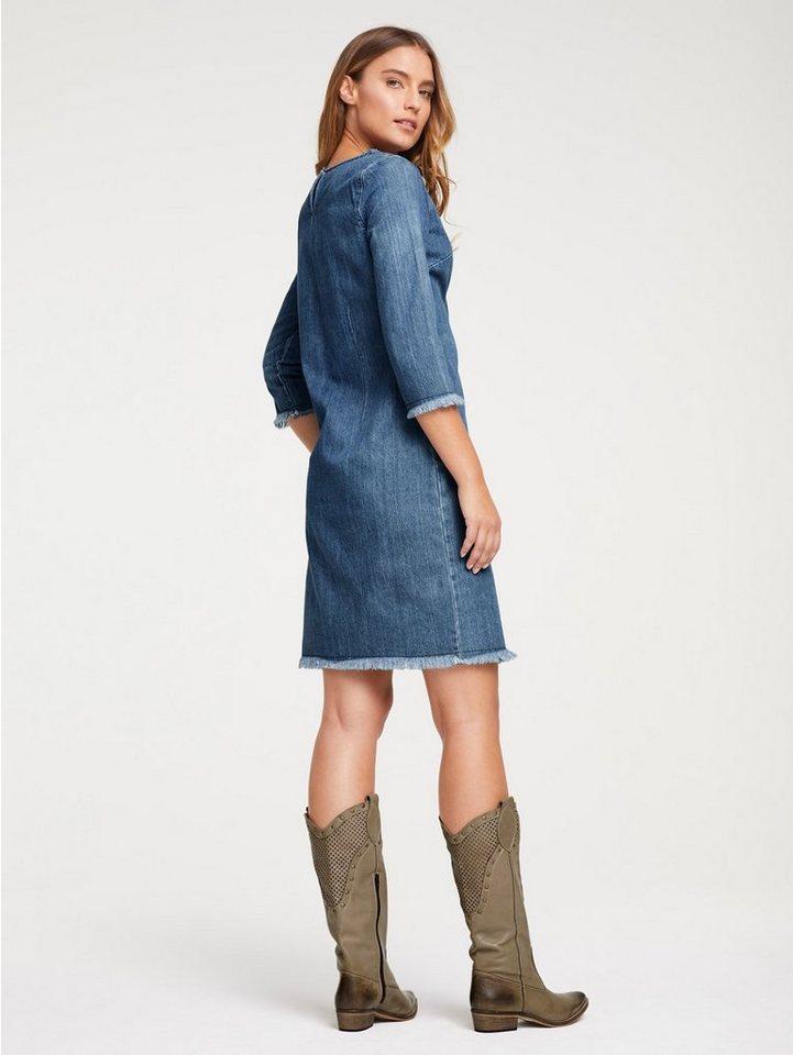 linea tesini by heine -  Jeanskleid »Jeans-Kleid«
