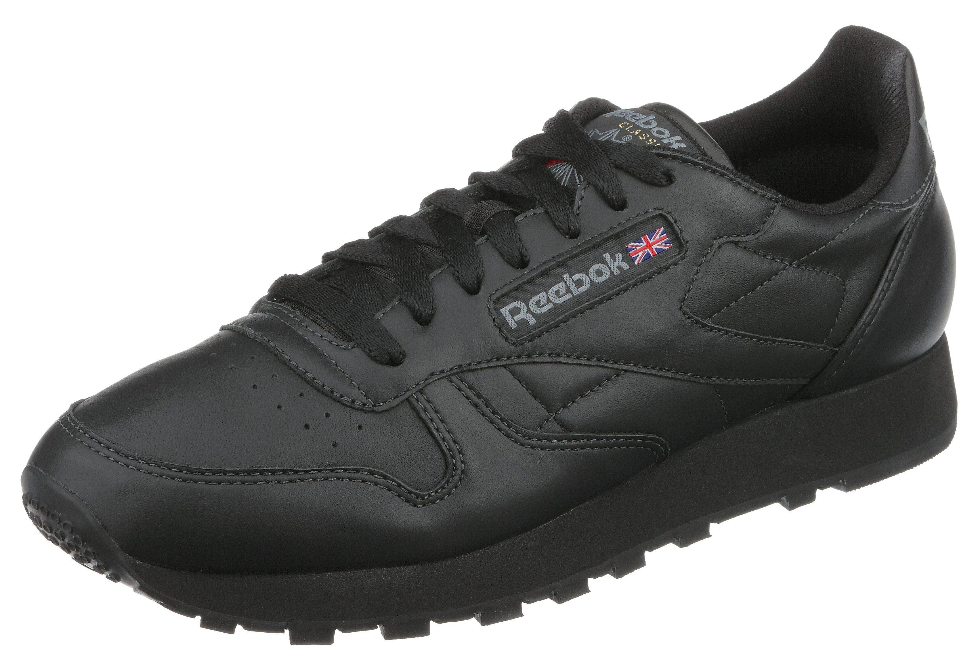 Reebok Classic Classic Leather M Sneaker kaufen  schwarz