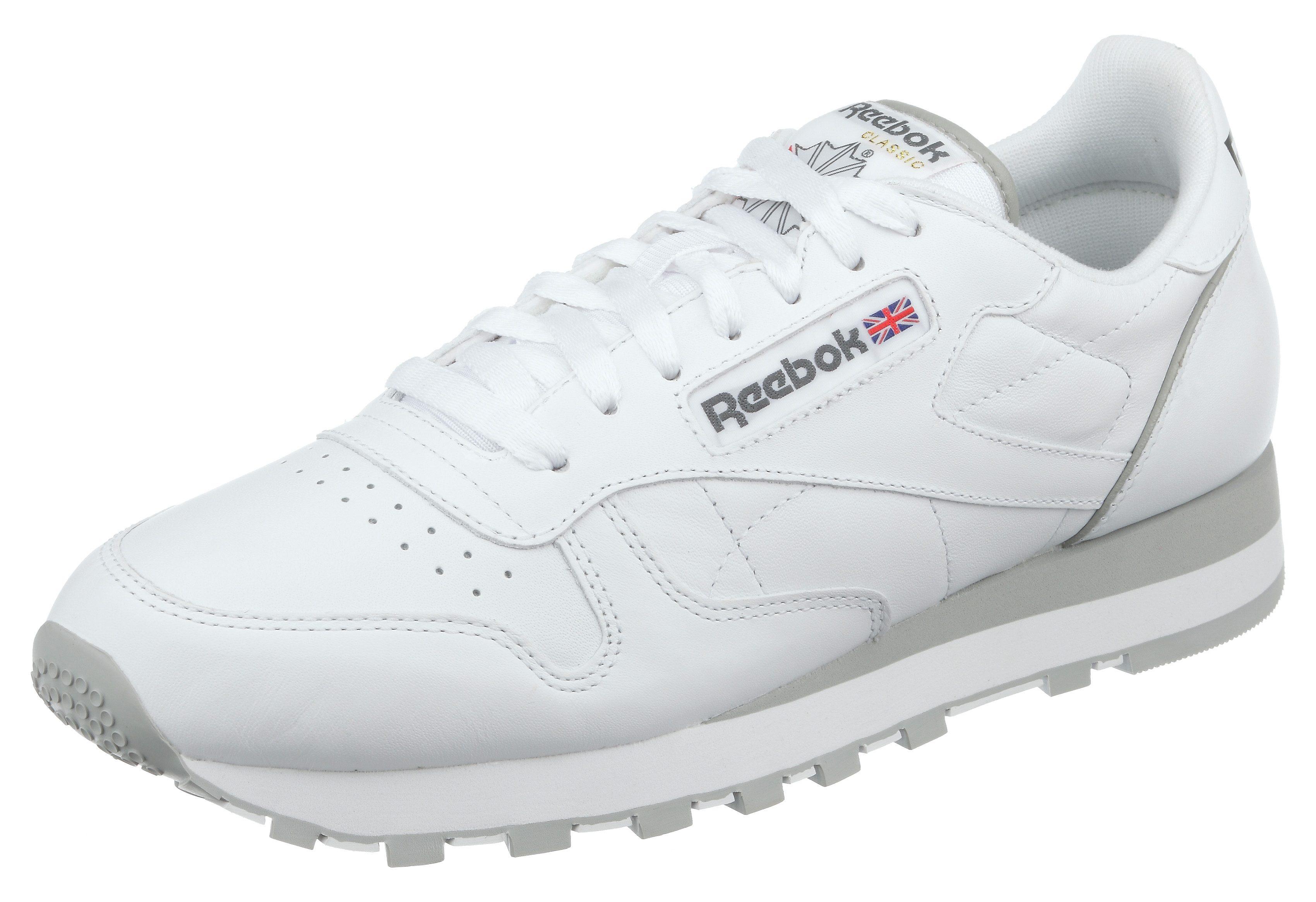 Reebok Classic Classic Leather M Sneaker kaufen  weiß