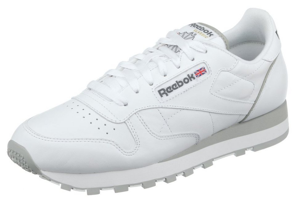 Reebok »Classic Leather« Sneaker in weiß