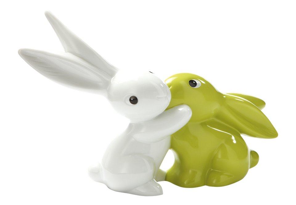 Bunny in Love, Goebel, »Apple-green« in bunt