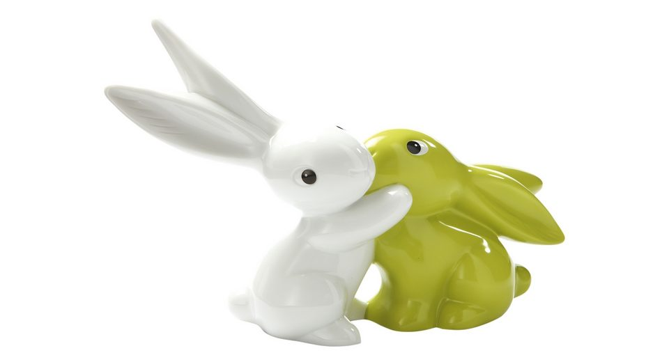 Bunny in Love, Goebel, »Apple-green«