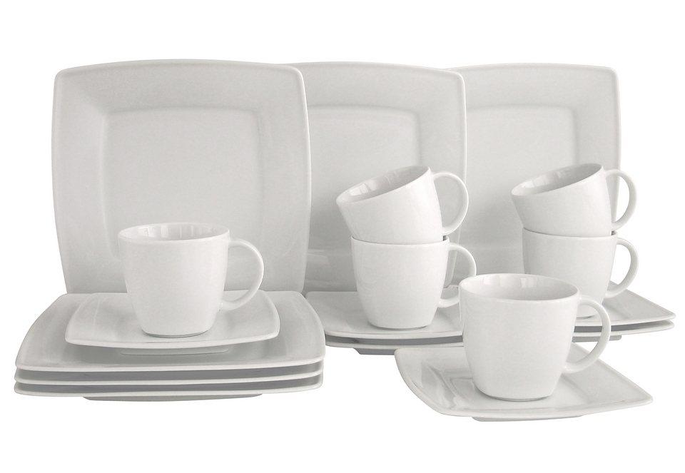 creatable kaffeeservice porzellan victoria 18 teilig online kaufen otto. Black Bedroom Furniture Sets. Home Design Ideas
