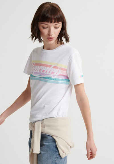 Sprüche Shirt Gr XL 42 weiß blau kurzarm T-Shirt Baumwolle NEU minimum
