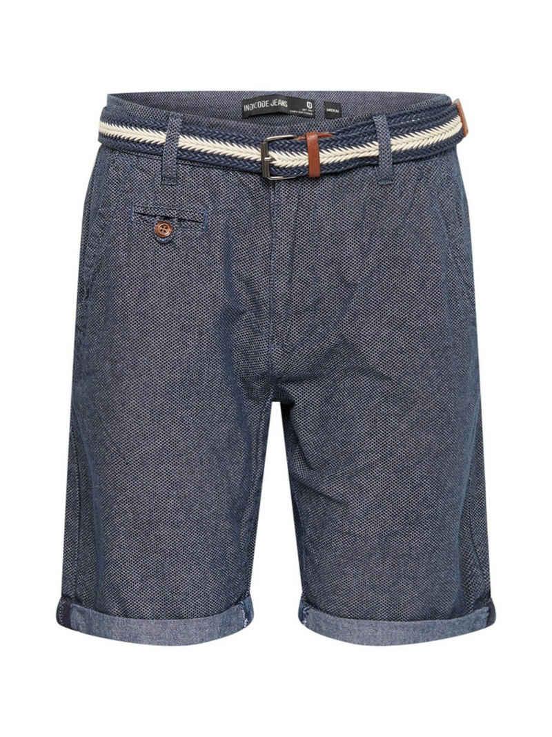 INDICODE JEANS Shorts »Royce Indigo«