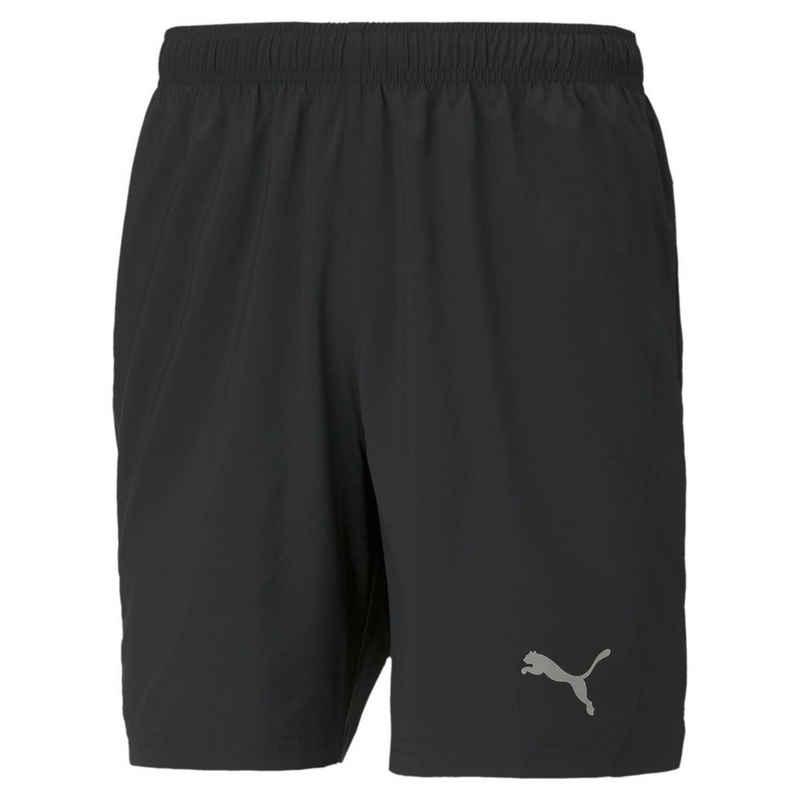 PUMA Shorts »Favourite Gewebte Herren Laufshorts«
