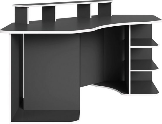 byLIVING Gamingtisch »Thanatos«, Breite 198 cm