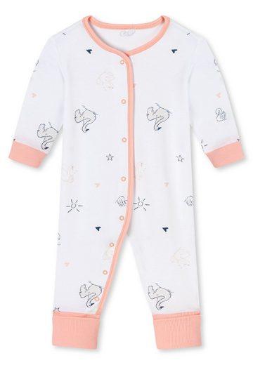 Schiesser Strampler »Baby Anzug - Schlafanzug, lang, Vario Fuß,«