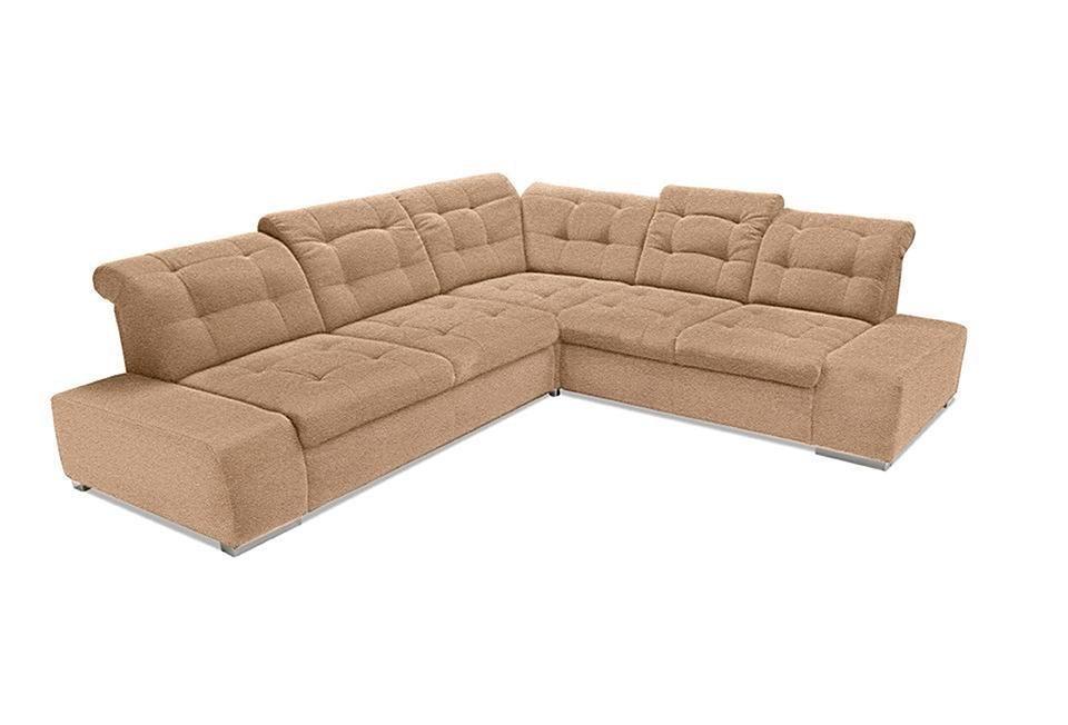 sit more polsterecke auch mit bettfunktion inkl r ckenlehnenverstellung online kaufen otto. Black Bedroom Furniture Sets. Home Design Ideas