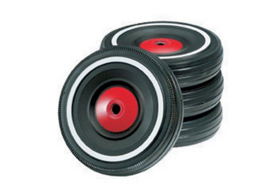 Flüsterreifen, BIG, »Whisper-Wheels« in schwarz