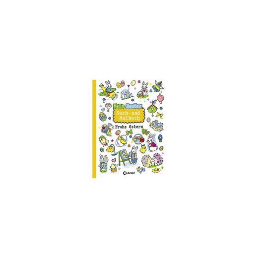 Loewe Verlag Mein buntes Such- und Malbuch: Frohe Ostern
