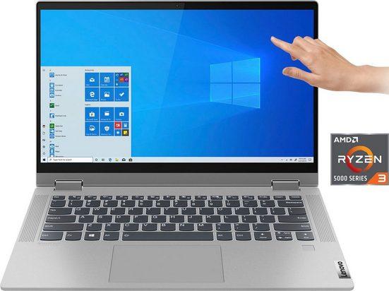 Lenovo Flex 5 14ALC05 - 82HU0072GE Convertible Notebook (35,6 cm/14 Zoll, AMD Ryzen 3, 256 GB SSD)